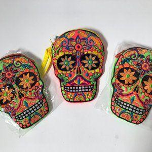 Sugar Skull Mini Bag - NWT